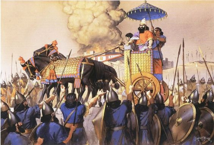 The Birth and Conquest of the Neo-Assyrian Empire