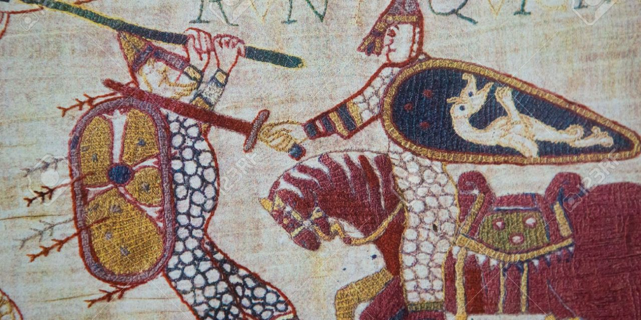 What is The Bayeux Tapestry? The Story from the 70m Embroidered Cloth