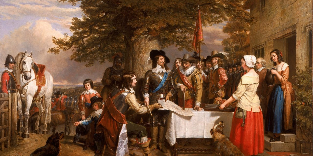 Charles I (1600–1649) – England's Path Towards the Civil War