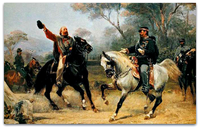 Giuseppi Garibaldi – The Unification of  Divided of Italy