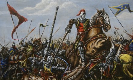 The Story of the Famous and Turbulent Hundred Years' War (1337 – 1453)