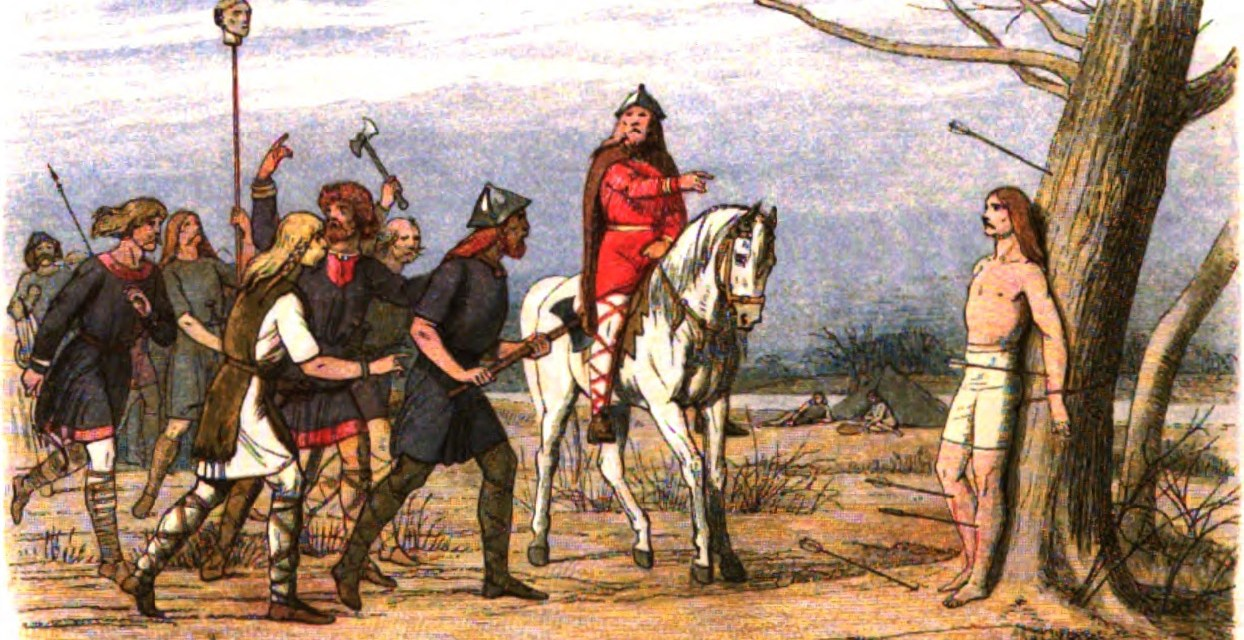 an introduction to the history of murder and revenge in anglo saxon england Introduction to the anglo saxons (449-1066 ad)  revenge was common  anglo-saxon history and old english language and literature - however, .