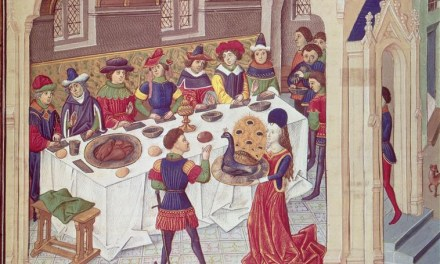 How People Prserved Their Food Throughout History