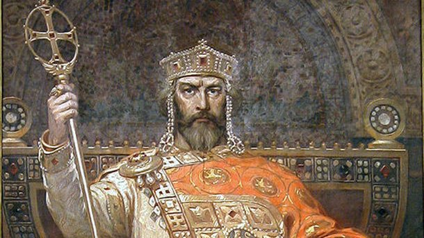 The Golden Age of the First Bulgarian Empire- Tsar Simeon I the Great