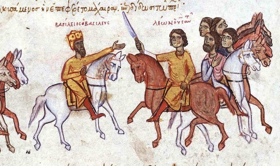 The Journey of Basil I (867–886) The Macedonian From Peasant to Emperor