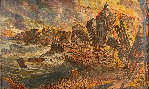The 1755 Lisbon Earthquake and How it Almost Totally Destroyed Lisbon