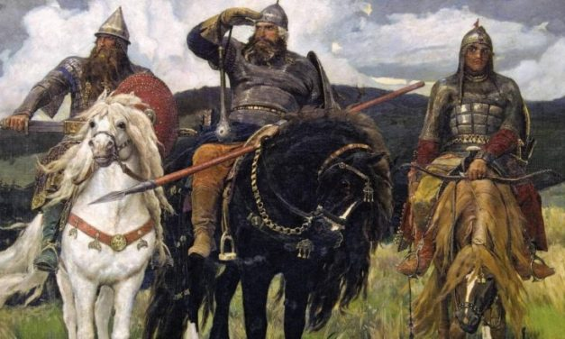 The Great Migration and Early Slavic History