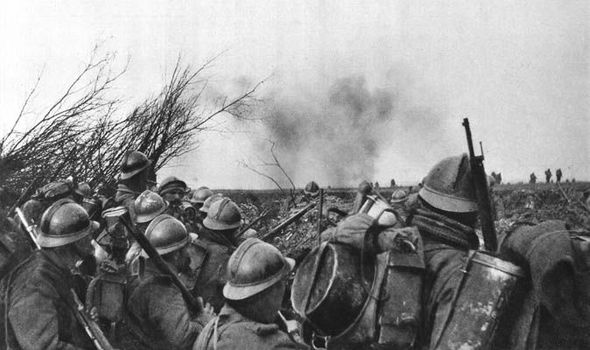 the history of world war 1 pdf