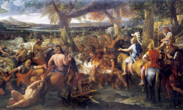 The Battle of the Hydaspes, Alexander's Invasion of India