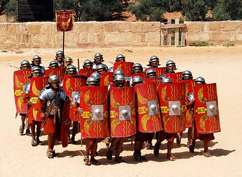 Top Three Great Roman Legions