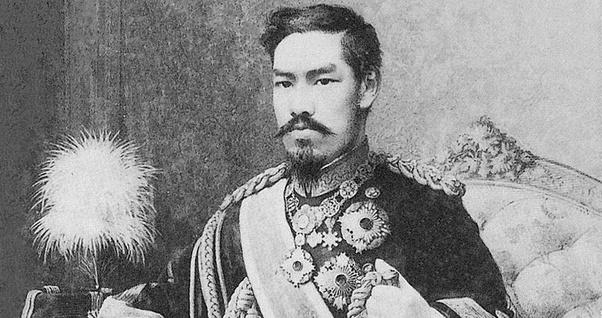 emperor meiji
