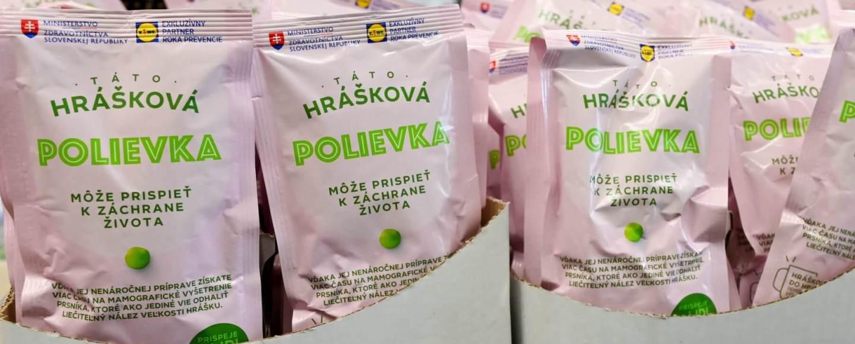 LIDL HRASOK a HRASKOVA POLIEVKA