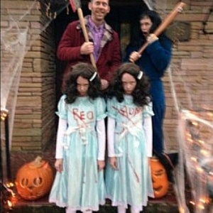 scary twin halloween costumes