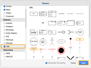 UML use case diagrams with drawio – drawio