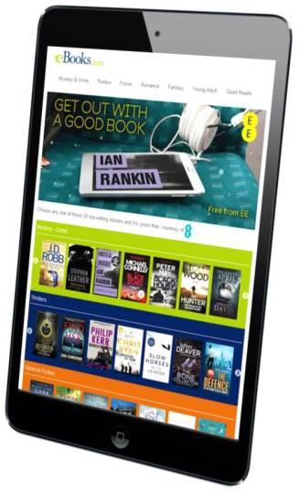 EE eBooks.com promo