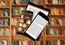 Ebook Reader App