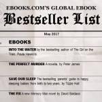 Global Ebook Bestseller List