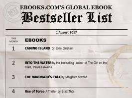 Global Ebook Bestsellers
