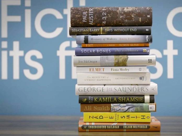 Man Booker Prize 2017 Long List