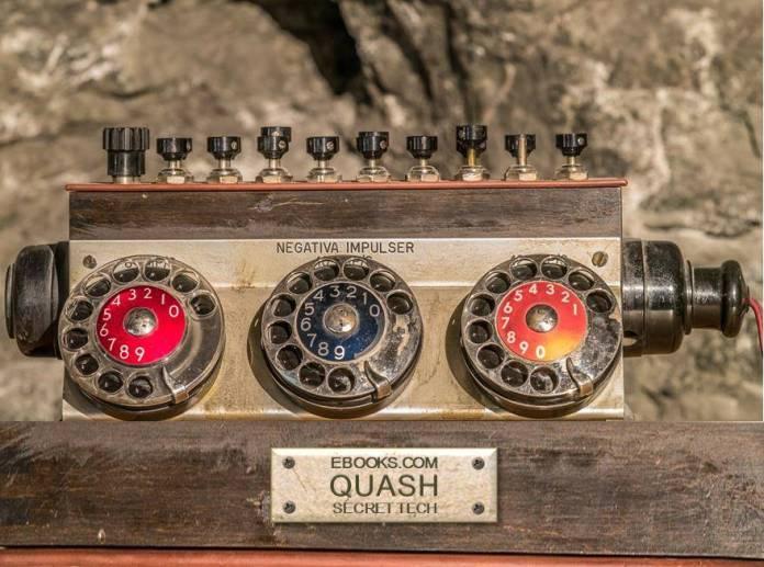 The first prototype of QUASH, eBooks.com's fraud Screening system
