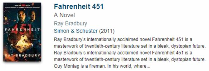 Buy Fahrenheit 451