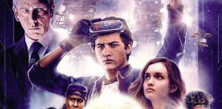 Detail from the cover of Ready Player One by Ernest Cline