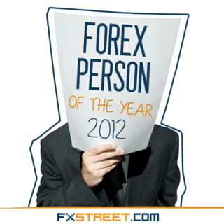 Forex Person of the Year 2012