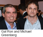 Gal Ron Michael Greenberg