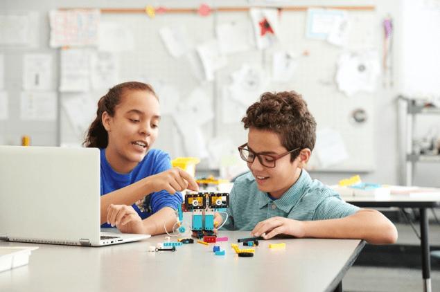 레고 활용 고품질 코딩 수업, 이제 집에서도 간편하게