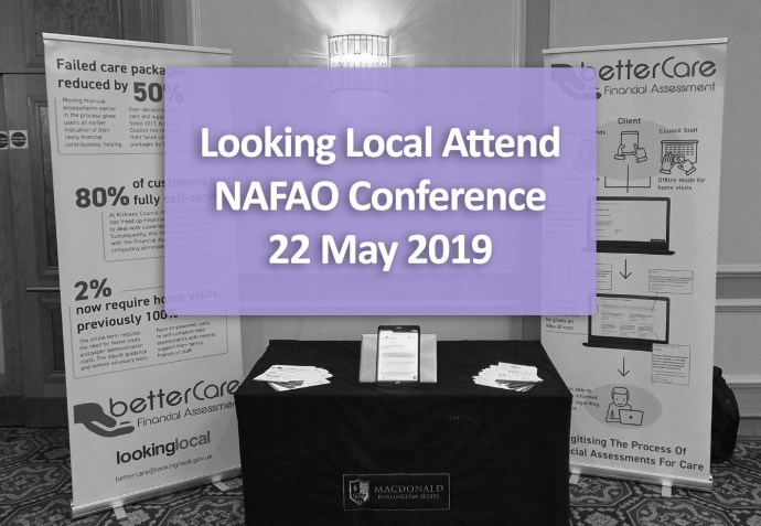 Looking Local Attend NAFAO Conference
