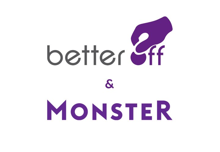 Monster Jobs joins BetterOff to provide enhanced search feature