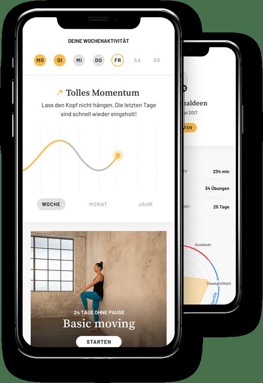 moving-app-screens