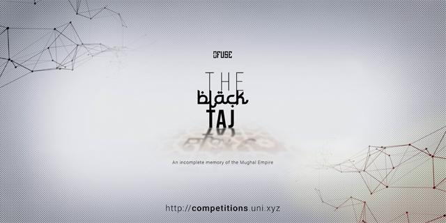 The Black Taj competition cover