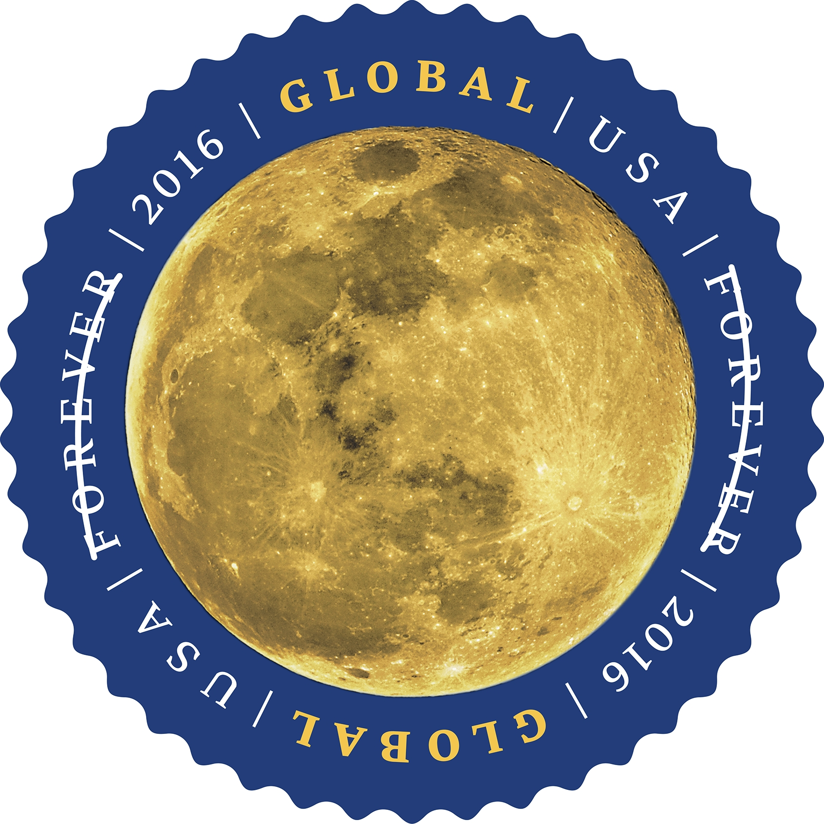 New Moon Stamp Is Out Of This World