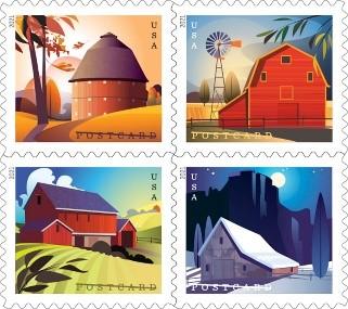 Barns stamps