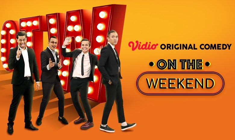 Vidio Original Comedy: On The Weekend (OTW)