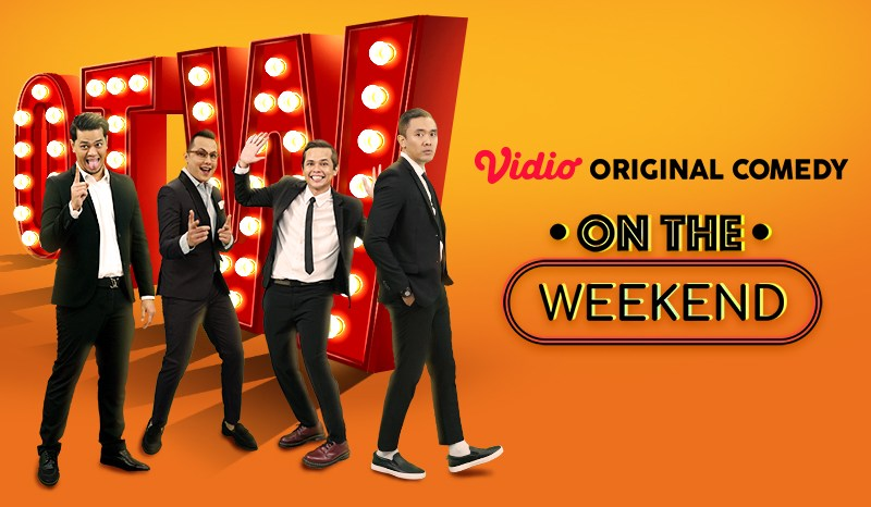 Vidio Original Comedy: On The Weekend (OTW)