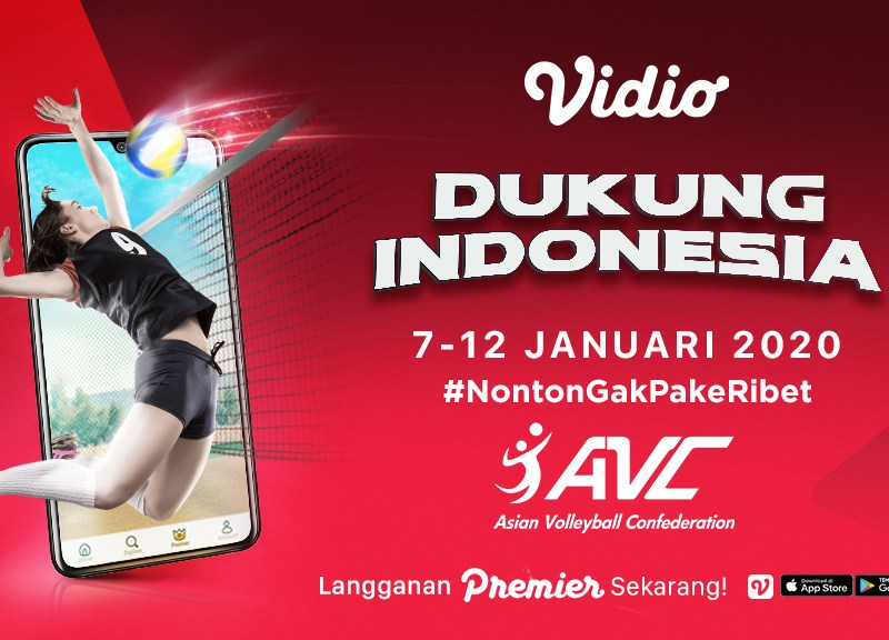 Nonton AVC Women's 2020 Volleyball Qualification