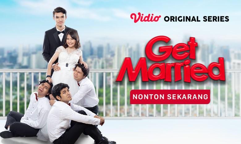 Get Married Original Series, Serial Drama Komedi Prilly Latuconsina