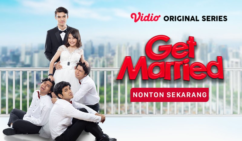 Vidio Original Series: Get Married