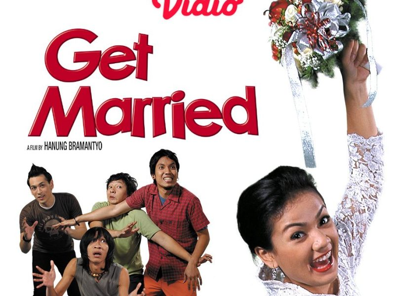 5 Sekuel Film Get Married di Vidio Premier