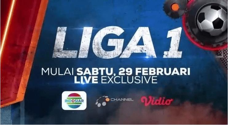 Shopee Liga 1 Resmi Dimulai 29 Februari 2020