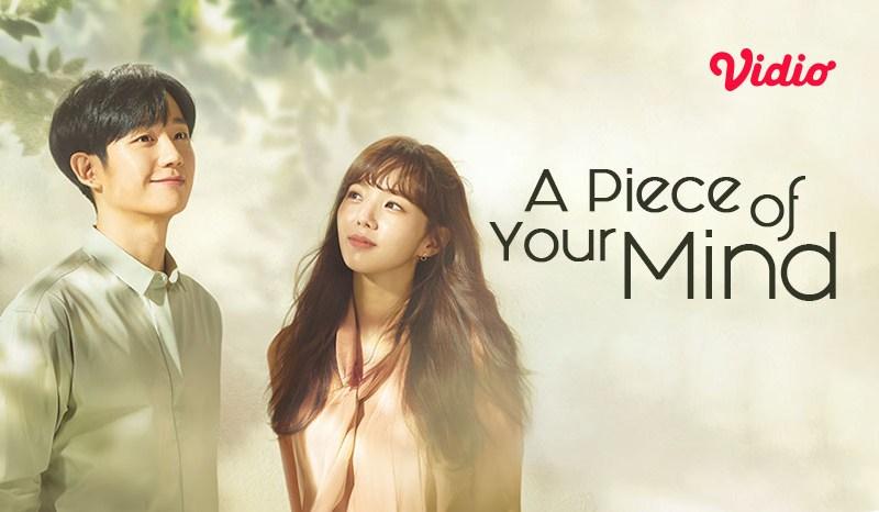 A Piece of Your Mind, Drama Korea Simulcast Terbaru di Vidio Premier