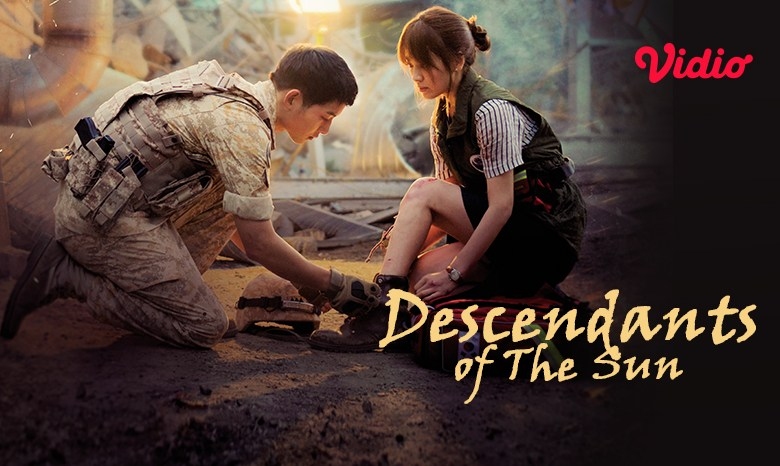 Nonton Descendants of The Sun di Vidio!