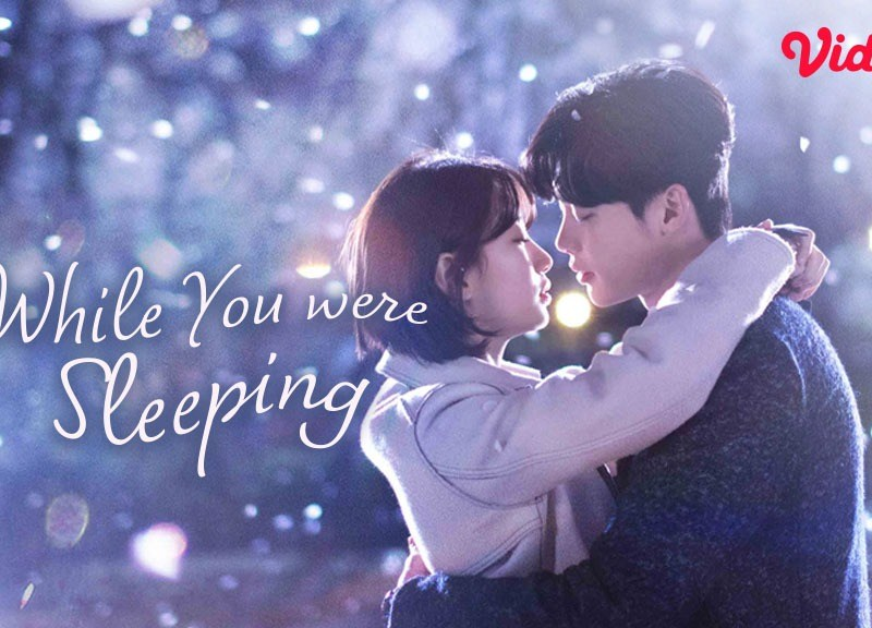 While You Were Sleeping: Film Drama Fantasi Bae Suzy dan Lee Jong Suk