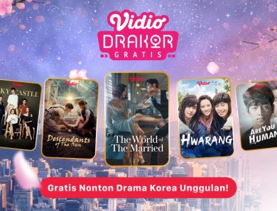 Nonton Drama Korea GRATIS Selama Bulan Juli!
