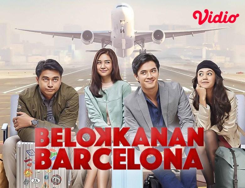 Film Belok Kanan Barcelona, Titik Kumpul Cinta Persahabatan di Eropa
