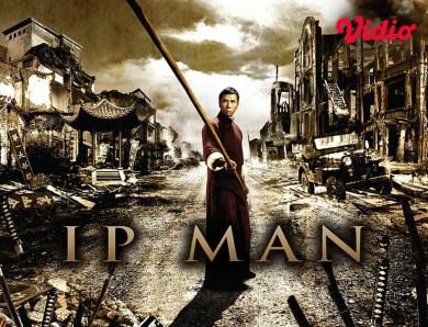 Film Ip Man 1 & 2, Tampilkan Aksi Heroik Donnie Yen Dalam bela Negara melalui Wing Chun