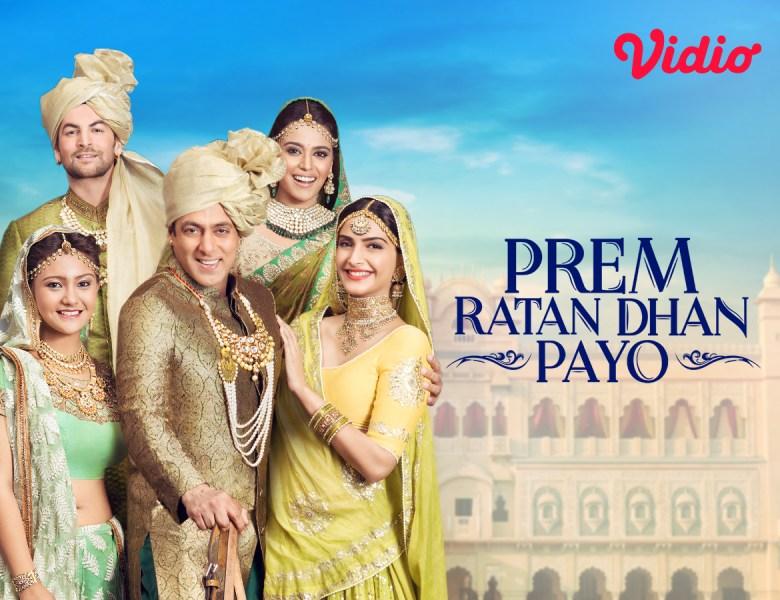 'Prem Ratan Dhan Payo' Film Drama Romantis India Yang Mampu Menembus Layar Kaca Amerika