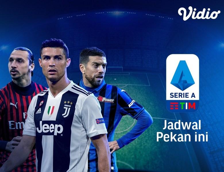 Jadwal dan Ulasan Highlights Serie A Musim 2020/2021